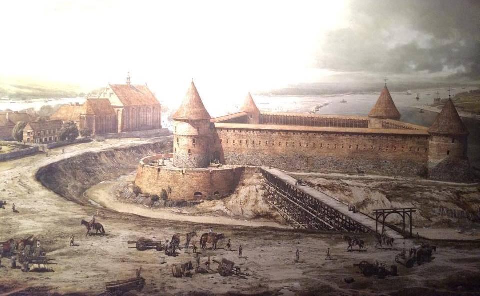 Keliones lietuvoje Kaunas senamiestis (4)