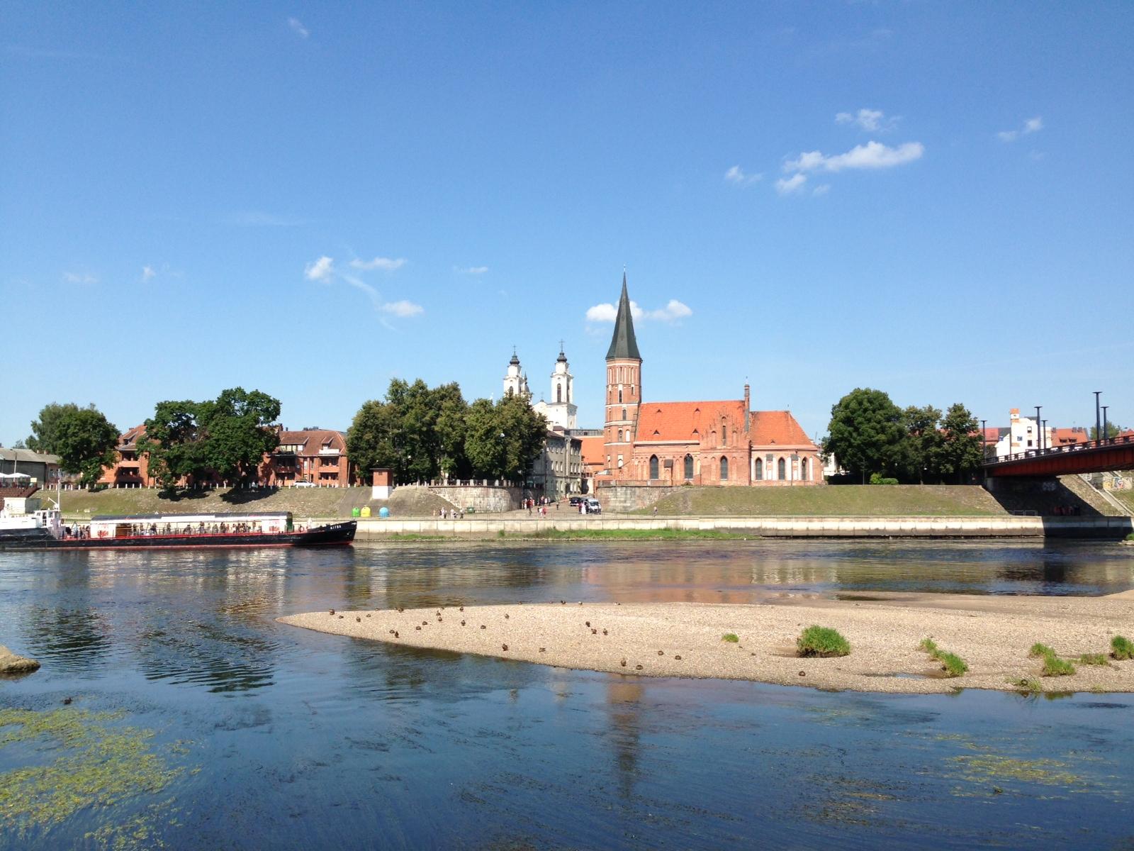 Keliones lietuvoje Kaunas senamiestis (2)