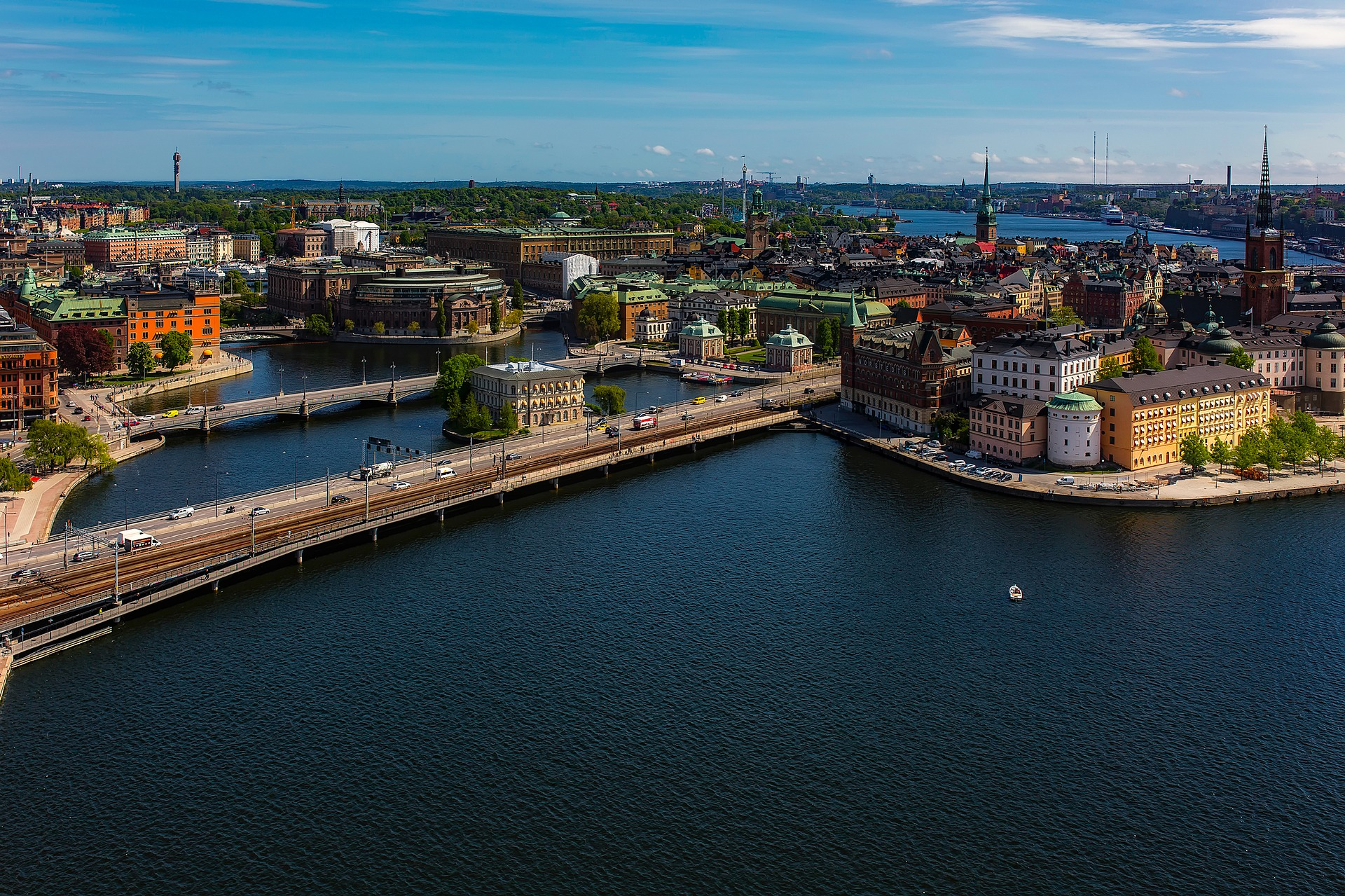 Kelionė į Suomija Stokholmas (1)