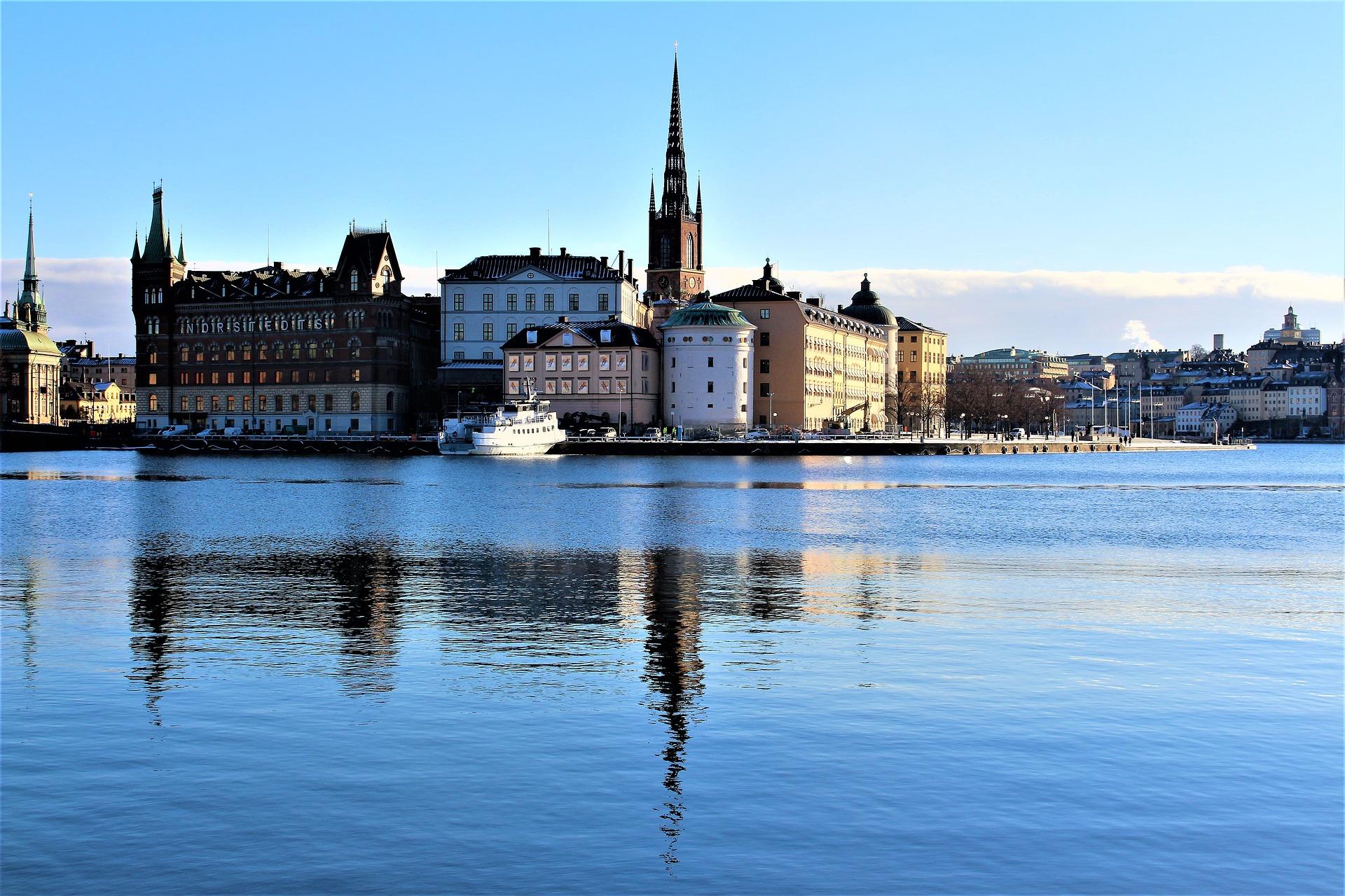 Kelionė į Suomija Stokholmas (2)